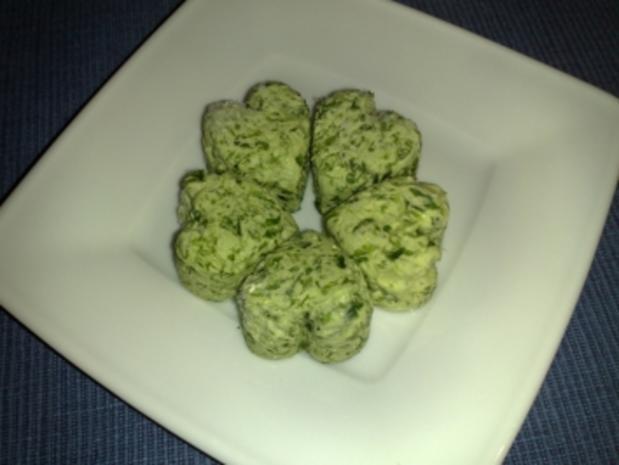 Bärlauch-Butter - Rezept