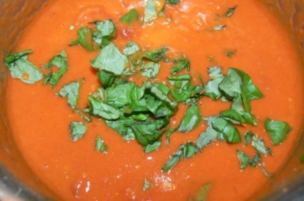 scharfe Zucchini-Kartoffelpuffer treffen auf..... - Rezept - Bild Nr. 5