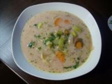 Des Winzers liebste Suppe - Rezept