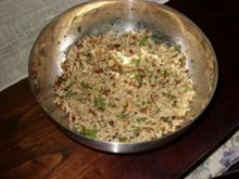 Orientalischer Reissalat - Rezept