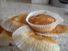 Fruchtig-süßer Ananas Muffin - Rezept