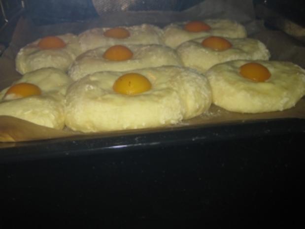Süße Aprikosen - Eier - Rezept - Bild Nr. 3