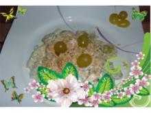 Salate  : Käse-Salat - Rezept