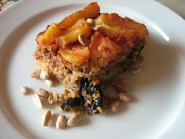 Mousaka veganisch - Rezept