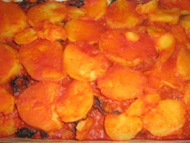 Mousaka veganisch - Rezept - Bild Nr. 4
