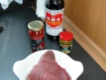 """Thunfisch """"scharf zubereitet"""" - Rezept"""