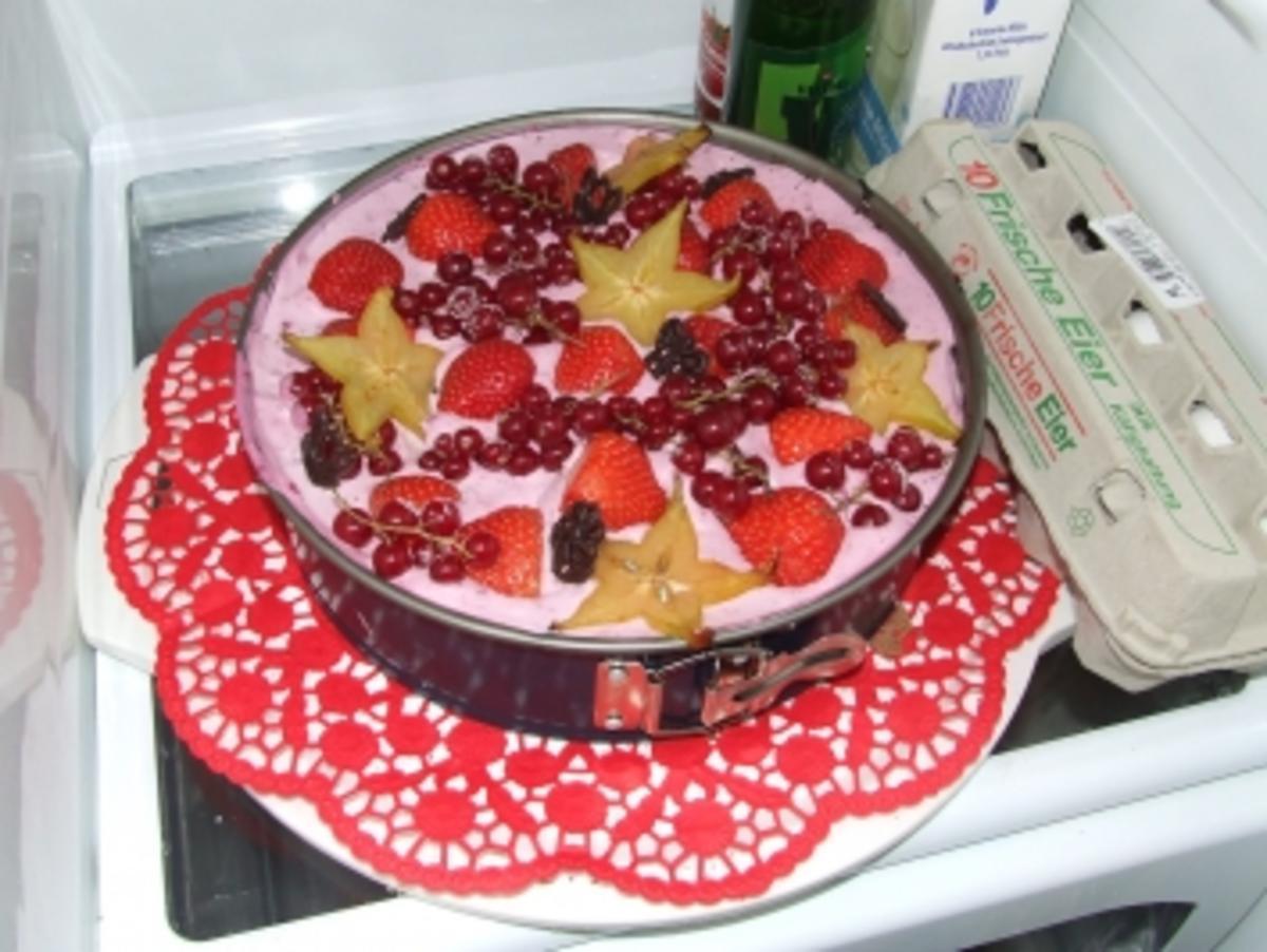 Bilder für Sommernachtstraum mit Eier - Größe M und Zucker - Rezept
