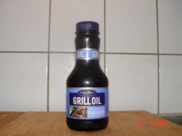 Knuspriges Grillhähnchen - Rezept - Bild Nr. 4