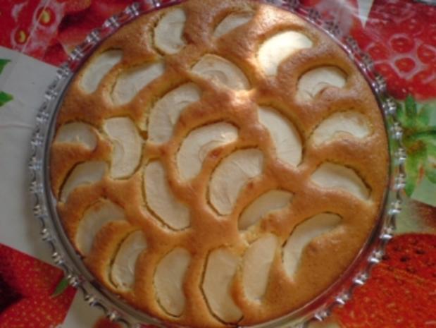 Schneller Apfelkuchen - Rezept - Bild Nr. 4