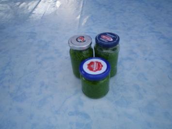 Bärlauch - Pesto - Rezept