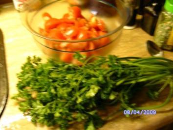 Tomaten-Brotsalat - Rezept