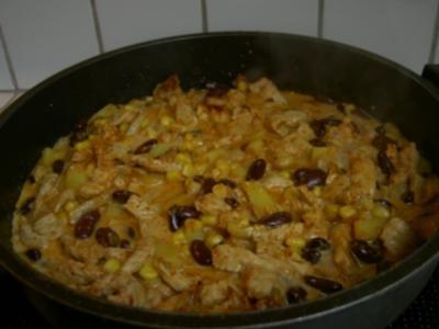 Hauptgericht  -  Aus Grill-Panne wird Grill-Pfanne - Rezept