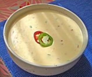 Annas Chili - Käse Dip - Rezept