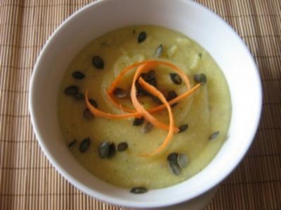 Buza - serbische Maismehl Suppe - Rezept - Bild Nr. 2