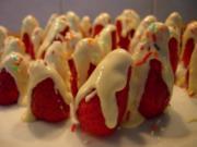Liebes-Erdbeeren - Rezept