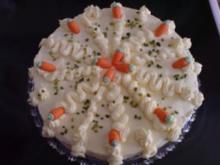 Apfel-Orangen-Torte - Rezept