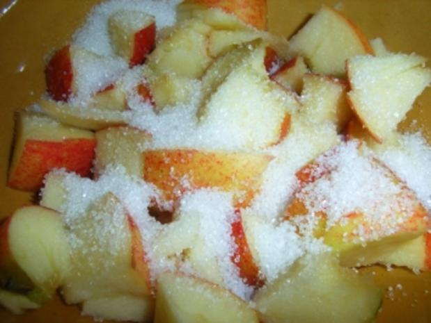 Nachspeise: Apfel-Joghurt-Dessert - Rezept - Bild Nr. 3