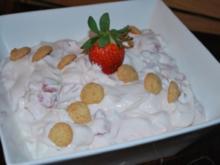Erdbeer-Mascarpone-Creme - Rezept