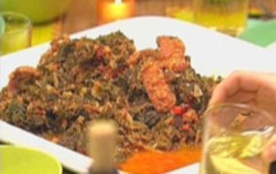 Portugiesischer Grünkohleintopf - Rezept
