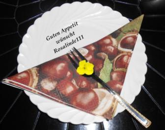 Gebratene Puddingschnitten - Rezept