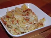 Harzer Käse-Salat - Rezept
