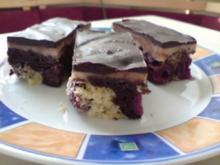 Schneewittchenkuchen (Donauwelle) - Rezept