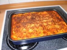 Lasagne - Rezept