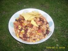 Chili con Pollo - Rezept