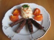 Adana-Kebap im Backofen - Rezept