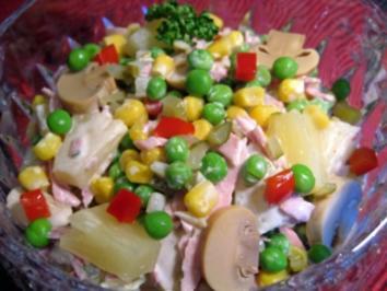 Rezept: Salat-Vielfalt ...