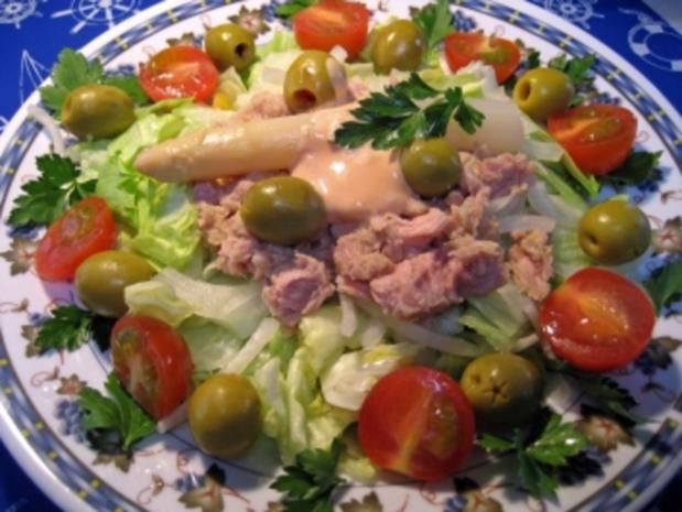 Salat-Vielfalt ... - Rezept - Bild Nr. 6
