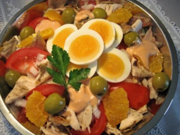 Salat-Vielfalt ... - Rezept - Bild Nr. 20