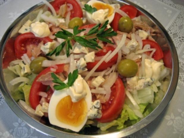 Salat-Vielfalt ... - Rezept - Bild Nr. 19