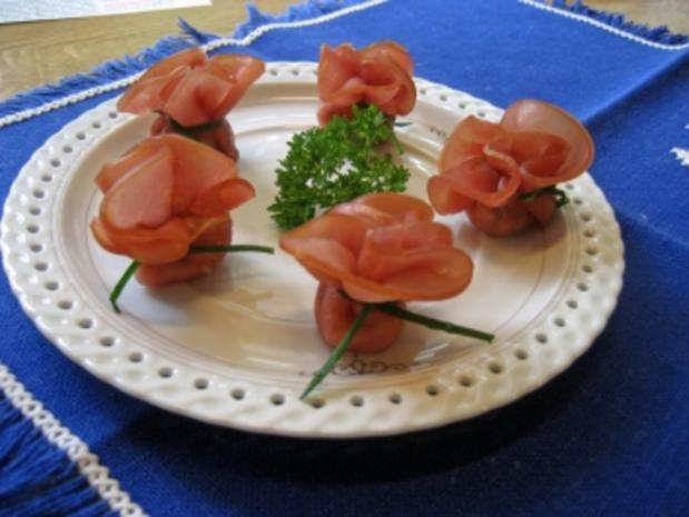 Salat-Vielfalt ... - Rezept - Bild Nr. 25