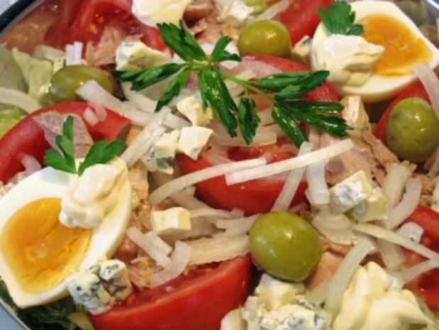 Salat-Vielfalt ... - Rezept - Bild Nr. 18