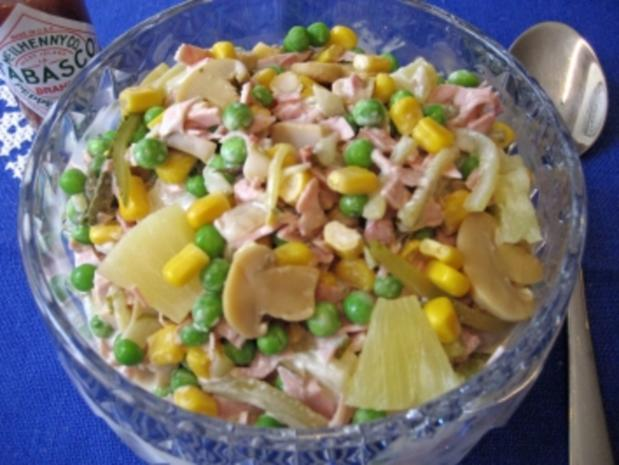 Salat-Vielfalt ... - Rezept - Bild Nr. 2