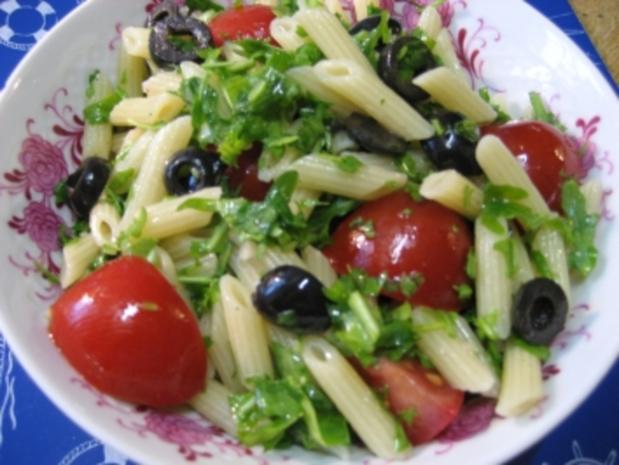 Salat-Vielfalt ... - Rezept - Bild Nr. 28