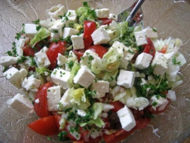 Salat-Vielfalt ... - Rezept - Bild Nr. 9