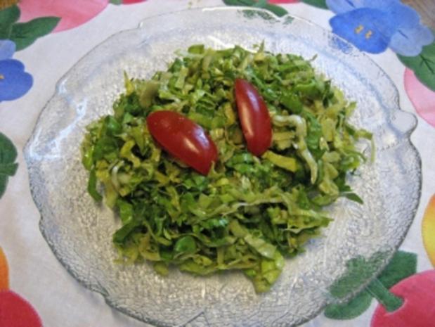 Salat-Vielfalt ... - Rezept - Bild Nr. 7