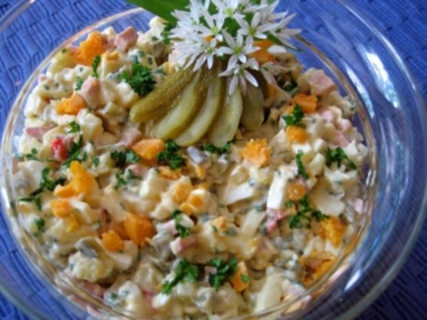 Salat-Vielfalt ... - Rezept - Bild Nr. 34