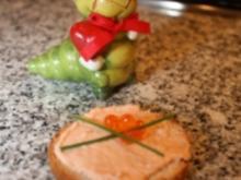 Mousse aux Crevettes - Rezept