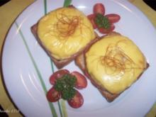 Toast-Zweierlei - Rezept