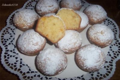 Aprikosen – Muffins - Rezept
