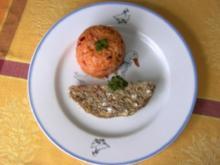 Djuvec - Reis - Rezept