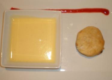 Tarte Tatin von der Feige und Vanilleeis - Rezept