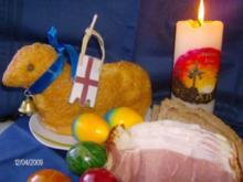 Tamara´s Osterlämmchen - Rezept