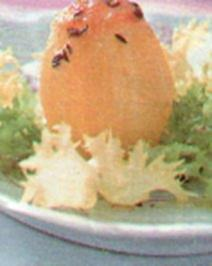 antipasti  gefùllte kartoffeln - Rezept