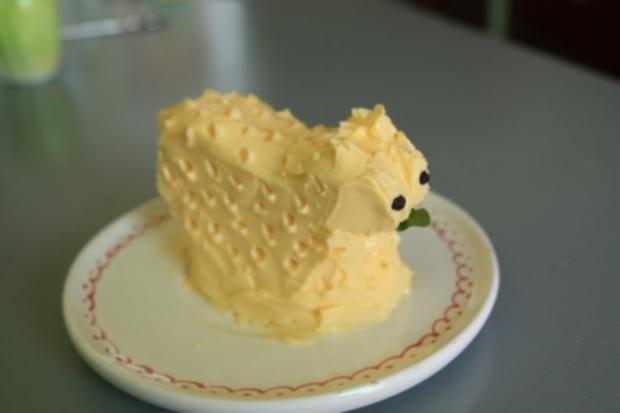 Butter - Lamm - Rezept - Bild Nr. 10