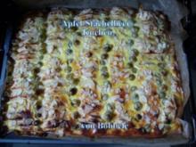 Kuchen: Apfel-Stachelbeerkuchen - Rezept