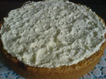 Apfelsaft - Kuchen - Rezept